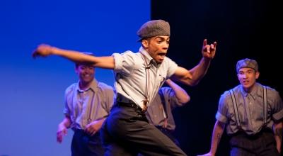 Musik, Teater og Dans