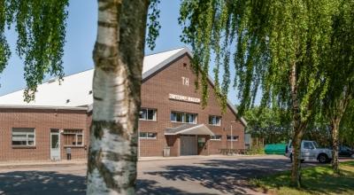 Tirstrup-Hallen
